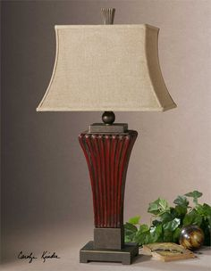 The Rosso Table Lamp