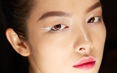 Dior Backstage Makeup - Ready-to-Wear Autumn-Winter 2013 collection