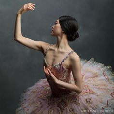 """Misa Kuranaga, Principal dancer with Boston Ballet. Hair and makeup by Juliet Jane. @misakuranaga @nycdanceproject @bostonballet @julietjane @instagram…"""