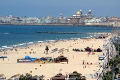 Qué hacer y visitar en Cádiz - Guía turística ~ Viajero Turismo