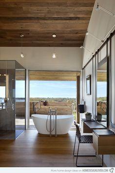 Bathroom Loci House By Bates Masi