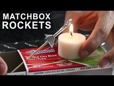 He Wraps A Matchstick In Foil And Sets It On Fire, And Then This Happens - NewsLinQ