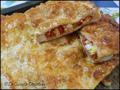 .: LA CUINETA DIVERTIDA :.: Empanadas de hojaldre con pollo y Gallega con atún