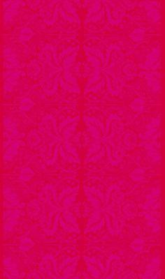 Fandango Upholstery Fabric Red/Pink | Kiitos Marimekko