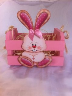 Kids Crafts, Bunny Crafts, Easter Crafts, Projects For Kids, Diy And Crafts, Easter Bunny Template, Bunny Templates, Janmashtami Decoration, Christmas Quilt Patterns