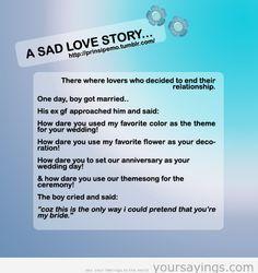 Short Sad Love Stories of dead boyfriend | Cute Heart Touching ...