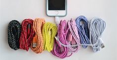 10 Foot Bungee iPhone Cable-iPhone 4 or 5