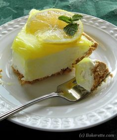 Layered Lemon Pie my notes: really easy and good. The whole fam loved it