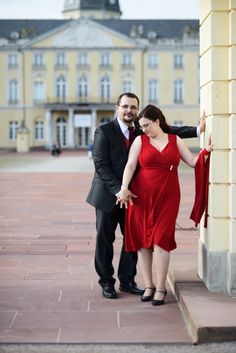Benita & Markus   - #Hochzeit #wedding #Karlsruhe #Schloss