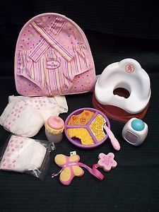 2008 Hasbro Baby Alive Learns to Potty Doll Eats Talks on PopScreen Baby Alive Doll Clothes, Baby Alive Dolls, Baby Dolls, Baby Girl Names, Boy Names, Baby Doll Diaper Bag, Diaper Babies, Baby Alive Food, Barbie Doll Set