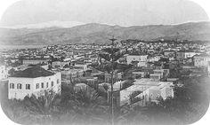 Beirut, Lebanon, 1900s (Osmanlı Dönemi Beyrut)