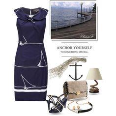 Nautical dress....YES!!