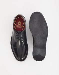 Base London Steam Hi Shine Derby Black Mans World, Formal Shoes, Men's Clothing, Derby, Oxford Shoes, Dress Shoes, Lace Up, Footwear, Base