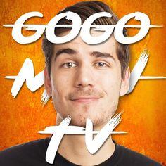 Gogomantv Kurt Cobain, Streamers, Youtubers, Sunglasses, Top, Style, Fashion, Swag, Moda