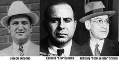 Buffalo Police Then and Now - Albert Agueci Buffalo Mafia Murder
