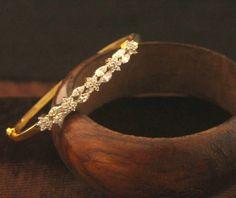 Designer American Diamond Bracelet , Flexible and Easy to Wear and Looks beautiful in Hand. Its based on Copper. #Bracelet #BraceletJwellery #BrideJewellery #WeddingJewellery #IndianWeddings #IndianJwellery #Indian #bracelets #style #fashion #accessories #happybirthday #women #newyorkcity #nyc #jewelry #giftideas #newyork #anniversary #fashionblogger #diamonds #braceletstacks #design #braceletforwomen #jewelrygift #braceletdesigns #designerbracelets #DwarkeshJewels #FashionForWomen