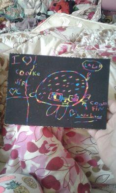 I Loveyou CookieSwirlC