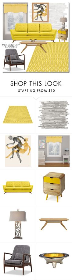 """""""Clean Spaces"""" by shoaleh-nia ❤ liked on Polyvore featuring interior, interiors, interior design, home, home decor, interior decorating, Pappelina, Eclipse, Butler Specialty Company and Baxton Studio"""