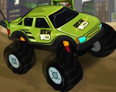 Ben 10 Rex Truck - http://www.littlemonstersgames.com/ben-10-rex-truck/ -  Description power your truck and race in opposition to rex to complete the extent in 1st place to unencumber new ranges,just right success. directions To drive merely use arrow keys to move truck around.