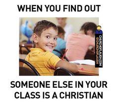 Haha PRAISE THE LORD friend! Lol