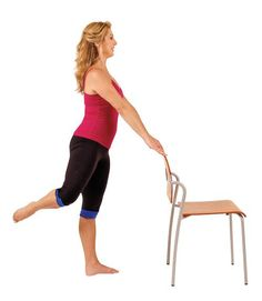 health fitness - Denise Austin's Chair Workout Denise Austin, Fitness Workouts, At Home Workouts, Fitness Motivation, Fitness Classes, Yoga Workouts, Zumba, Pilates, Chair Exercises