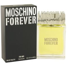 Moschino Forever by Moschino Eau De Toilette Spray 3.4 oz / 100 ml for Men *** Read more at the image link. (This is an affiliate link) #Fragrance