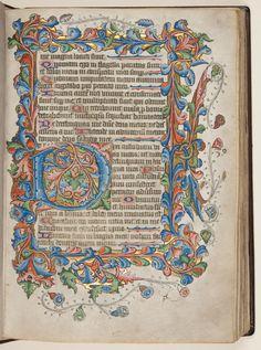 illuminated books | Medieval manuscripts go on display for Mediaeval Weekend!