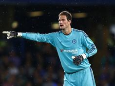 """Asmir Begovic """"looking forward"""" to working with new Chelsea boss Antonio Conte"""