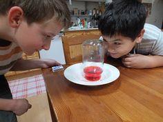 Gyereketető: kísérletek otthon