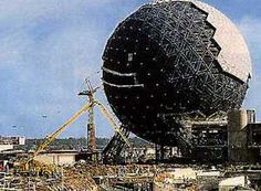 construction of spaceship earth