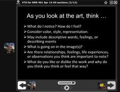 What are Visual Thinking Strategies? – VoiceThread