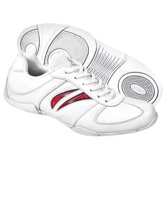 927da0ef8a Shop Women s Chassé White size 6 Sneakers at a discounted price at  Poshmark. Description  Used chassé cheer shoes.