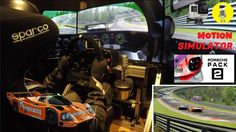 Assetto Corsa - [NEW] Porsche 962 C Short Tail @ Nordschleife [MotionSIM]