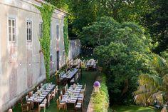 Long Table Wedding, Boho Wedding, Destination Wedding, Wedding Venues, Wedding Trends, Wedding Styles, Wedding Portugal, Lisbon Airport, Green Corridor