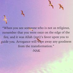 Allahu Akbar!!! Alhamdulillah for guidance.