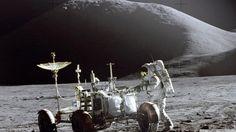 Mt. Hadley, the Moon