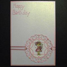 marianne pink card