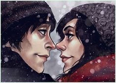 Once Upon a December by andrahilde on DeviantArt
