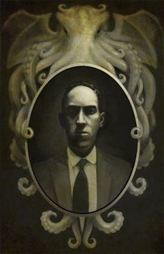 HP Lovecraft - From This Well by Travis Lewis Art