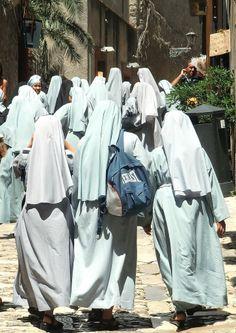catholic nuns in sicily