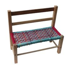 Child's bench. SOLD IT. :)