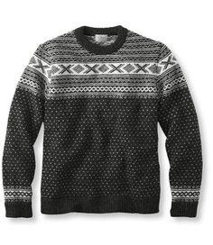 L.L.Bean Norwegian Sweater | Free Shipping at L.L.Bean $159