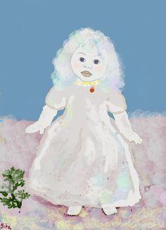 L'enfant de neige conte russe