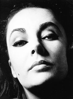"""the-marriage-of-heaven-and-hell: Elizabeth Taylor photographed by Bert Stern, 1962 """"Liz Taylor is tough. I don't fool around with Liz Taylor. I take my picture and I leave,"""" - Bert Stern"""
