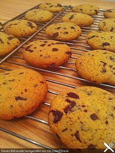 American Chocolate Chip Cookies, ein sehr leckeres Rezept aus der Kategorie Kekse & Plätzchen. Bewertungen: 292. Durchschnitt: Ø 4,5.