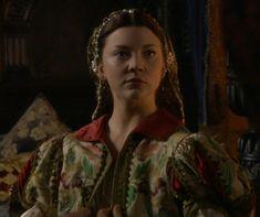 Natalie Dormer as Anne boleyn | The Tudors -