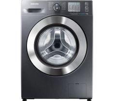 Graphite Samsung ecobubble WF70F5EDW4X Washing Machine Review