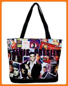 Elvis Presley Rock N Roll Tote (*Partner Link)