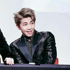 Ahhh!! He's so cute in this photo!