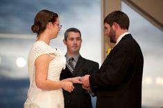 Loveland Colorado wedding officiated by John Bowen (Fort Collins Wedding Officiant)